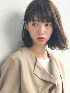 Hair Inspo, Hair Inspiration, Japanese Haircut, Japanese Short Hair, Japanese Hairstyles, Medium Hair Styles, Long Hair Styles, Shot Hair Styles, Hair Arrange