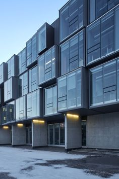 Perimeter Institute of Theoretical Physics | Waterloo, Onterio, Canada | Saucier + Perrotte & Teeple Architects | photo by Riley Snelling