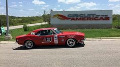 Pro-touring level = expert!  Drove my 68 #camaro nearly 3,000 miles round trip with #notrailer and no support vehicle in 100* plus heat so that I could beat the tar out of it in more 100* heat at #circuitoftheamericas #cota !  @tci_engineering @wilwooddiscbrakes @falkentire  #tciengineering #tci  #falkentire #falkenspotting  #wilwooddiscbrakes  #magnaflow  #forgeline  #spectreperformance  #currieenterprises  #mastmotorsports  #inlandempiredriveline  #apexjunky #aseyeseethings #americanmuscle…