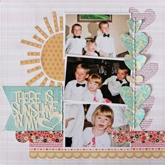 A Project by pamelacy from our Scrapbooking Gallery originally submitted 01/09/12 at 12:34 PM