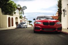#BMW #F22 #M235i #Coupe #Red #Devil #Fire #Dragon #Hell #Burn #Provocative #Sexy #Hot #Live #Life #Love #Follow #Your #Heart #BMWLife