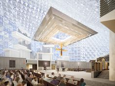 First Look at the Crystal Cathedral's Massive Catholic Makeover - Curbed LA