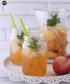 This is my batch !: How do I make an ice tea? Source by Healthy Detox, Healthy Smoothies, Healthy Food, Healthy Lemonade, A Food, Food And Drink, Healthy Cocktails, Frozen, Fruit Drinks