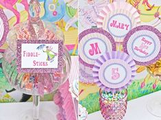 Mary Poppins Birthday Party {Guest Feature}