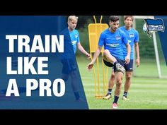 Passübung unter Rainer Widmayer - Training - Hertha BSC - Bundesliga - Berlin 2016 #hahohe - YouTube Soccer Training Drills, Berlin, World Cup Russia 2018, Soccer Games, Football Season, Best Games, Football Players, Soccer Ball, Fitness
