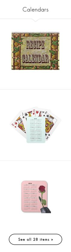 #Calendars by #sandyspider on #Polyvore from #Zazzle collection http://www.zazzle.com/collections/calendars-119114322413295146?rf=238857335784557366