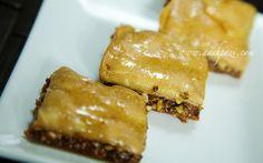 Baklava (Baghlava) Recipe
