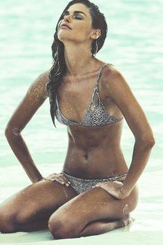Acacia Swimwear 2015 'Snake Santorini' Bikini   The Orchid Boutique