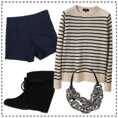 Cute and casual everyday wear