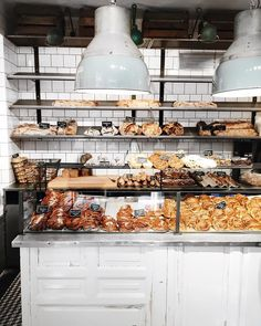 Fabrique, a café and bakery selling thoughtfully made, small-batch, and wood-fired baked goods like baguettes, rye breads, croissants and cinnamon buns.