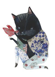 Cat : Kunst in Huis