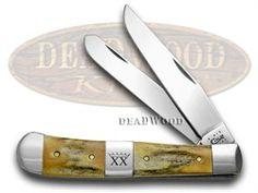CASE XX Genuine Regal Stag Trapper Pocket Knife - CA72110 | 72110 -