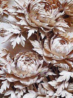 ₪ Paper Art Potpourri ₪ Les carnets by Miss Clara - paper flowers Miss Clara, Decoupage, Paper Art, Paper Crafts, Fleurs Diy, Vintage Diy, Handmade Flowers, Oeuvre D'art, Belle Photo