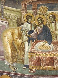 Frescoes Old Nagorichno centuries. Part II Fresco, Byzantine Icons, Byzantine Art, Religious Icons, Religious Art, Anima Christi, Church Icon, Best Icons, Biblical Art
