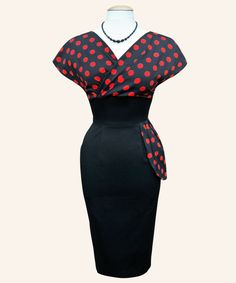 Can't get this dress off my mind . . . I might have to buy it . . . all the way from England.