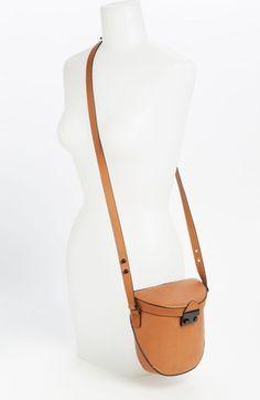 Loeffler Randall Shooter Leather Crossbody Bag | Nordstrom