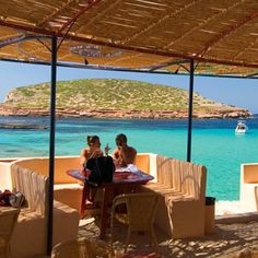 Company's Eating Out in Ibiza Guide: It's not just about clubbing on Ibiza - here's our fave bars and restaurants too...