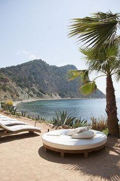 Ibiza's secret beach hideaway