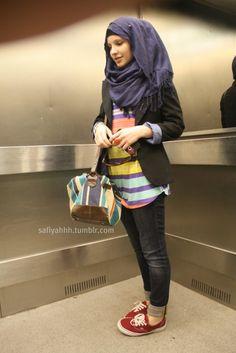 casual #hijab