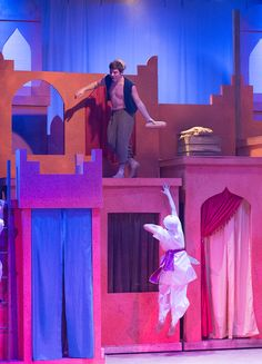 BWW Review: ALADDIN JR. Wonderfully Charms