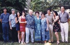 1999 reunion at the Eastmans