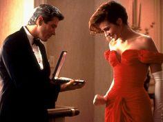 Vivian: You're late.   Edward Lewis: You're stunning.   Vivian: You're forgiven. -Pretty Woman