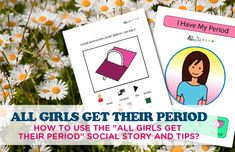 Girls with special needs including Autism Spectrum Disorder, receive their periods just like typically developing girls. Your daughter will require a lot of support to help her through this time. Your daughter's body will go through physical changes during puberty, she may experience sensory issues when she begins to get her period and she may...Read More »