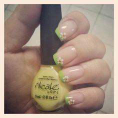 Spring Nails #naturalnails