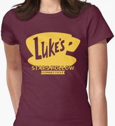Gilmore Girls Shirt / Luke's Diner Shirt T-Shirt