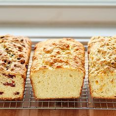 Easy Buttermilk Quick Bread with 10 variations