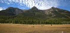 Centennial Range, Montana from Red Rock Road by RocDocTravel.com