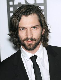 MICHAEL HUISMAN - Dutch actor. Played in Black Bool(2006), BBC's Margot (2009), Orphan Black (TV series), Age of Adaline, Wild, World War Z, Game of Thrones as Daario Neharis.