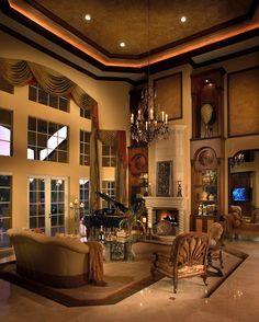 ديكورات فخمة للقصور ديكورات متنوعة ورائعة ديكورات ملكية  E0c98a04c1f3308795aa Living Room Remodel, Home Living Room