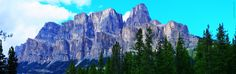 Castle Mountain, Canada Our World, Beautiful World, Castle, Canada, Earth, Mountains, Architecture, Nature, Photography