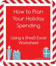 How to Plan and Track Your Holiday Spending