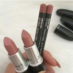 These 32 Gorgeous Mac Lipsticks Are Awesome – blankety,pretty natural, boldly . - These 32 Gorgeous Mac Lipsticks Are Awesome – blankety,pretty natural, boldly bare – Hair and B - Love Makeup, Makeup Inspo, Makeup Inspiration, Makeup Ideas, Mac Makeup Looks, Beauty Make-up, Beauty Hacks, Hair Beauty, Makeup Trends