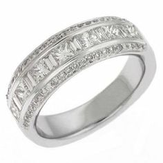 14K White Gold 1.39cttw Princess Diamond Ring Band Jewelry Pot. $3536.99. 30 Day Money Back Guarantee. Fabulous Promotions and Discounts!. 100% Satisfaction Guarantee. Questions? Call 866-923-4446. Your item will be shipped the same or next weekday!. All Genuine Diamonds, Gemstones, Materials, and Precious Metals. Save 36% Off!