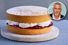 Great British Baking Show: Paul Hollywood share his Victoria Sponge recipe | EW.com