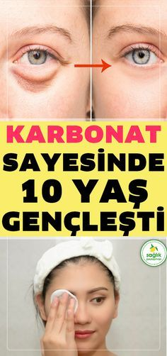 You can look 10 years younger by using carbonate and chamomile tea . Health Goals, Health Tips, Health Fitness, Health And Wellness, Healthy Beauty, Health And Beauty, Health Routine, Homemade Skin Care, Trying To Lose Weight