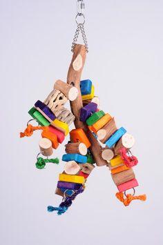 Munchable Wood Toy