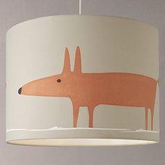 Buy Scion Mr Fox Lampshade Online at johnlewis.com