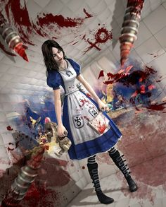Alice Madness Returns ♥️