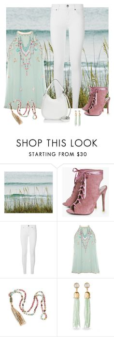 """""""Walk This Way: Summer Booties"""" by alara-cary ❤ liked on Polyvore featuring Boohoo, Burberry, Matthew Williamson, Spartina 449 and Rebecca Minkoff"""