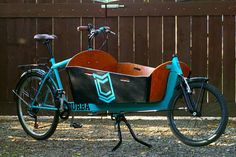 curba cargo bike
