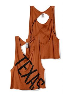 University of Texas Backless Tank