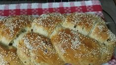 Bread Machine Challah for Shabbat and Festivals Recipe | Allrecipes Challah Bread Machine Recipe, Bread Machine Recipes, Perfect Eggs, Fresh Bread, Daily Bread, Food Festival, How To Make Bread, Bread Baking, Hot Dog Buns