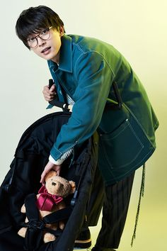 [365ANNIVERSARY] 365 ANNIVERSARY CALENDAR 今日は何の日? 〜10/19〜 - NYLON JAPAN Cute Japanese Boys, Japanese Men, Ryo Yoshizawa, Japan Model, Anime Poses, Boy Photos, Nihon, Yokohama, Illustrations And Posters