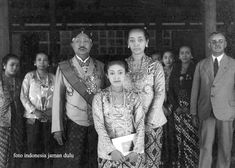 Indonesian Women, Surakarta, Dutch East Indies, Javanese, Yogyakarta, Southeast Asia, Royals, Museum, History