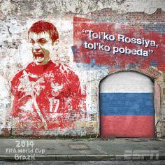 FIFA World Cup Brazil 2014  Russia