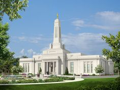 Indianapolis Indiana Mormon Temple. © 2012, Intellectual Reserve, Inc. All rights reserved.